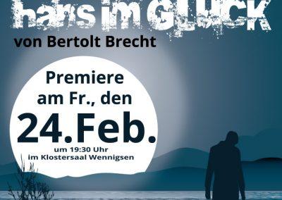 Hans im Glück – Bertolt Brecht /2017