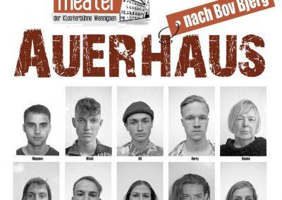 Auerhaus – Bov Bjerg /2019 .Werkstatttheater