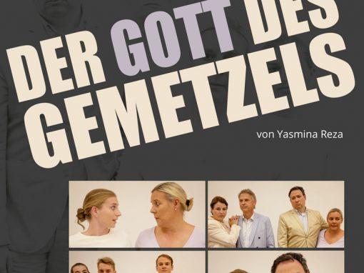 Der Gott des Gemetzels – Yasmina Reza /2019  /2018