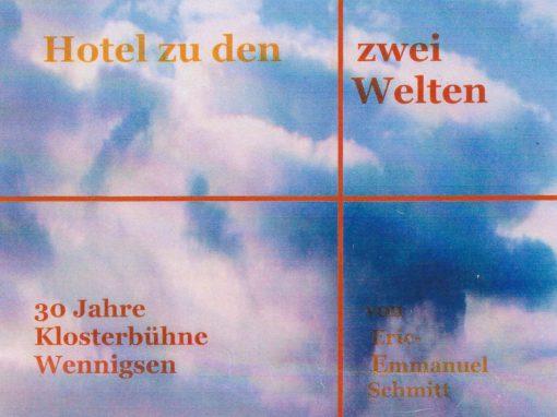 Das Hotel zu den zwei Welten – Eric-Emmanuel Schmitt /2013