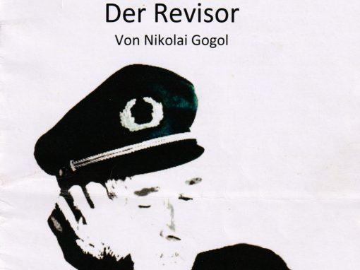 Der Revisor – Nikolai Gogol /2014