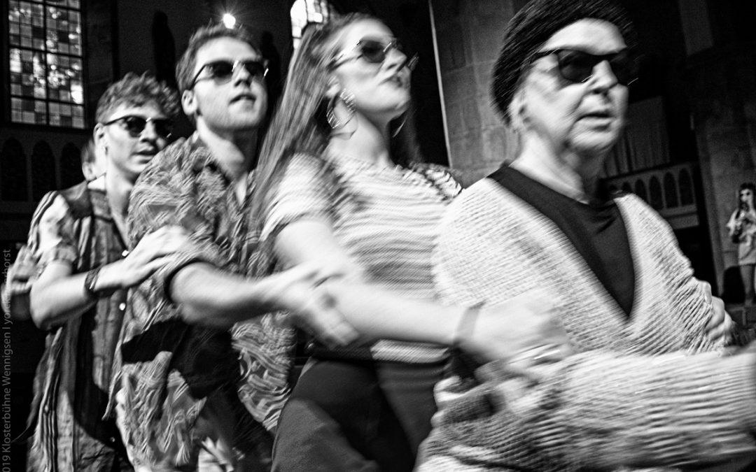 Kaum Stillstand: Unsere Bühne in den Zeiten von Corona…